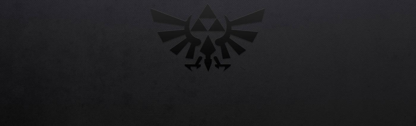LinkedIn-Header-Zelda-TriforceDark