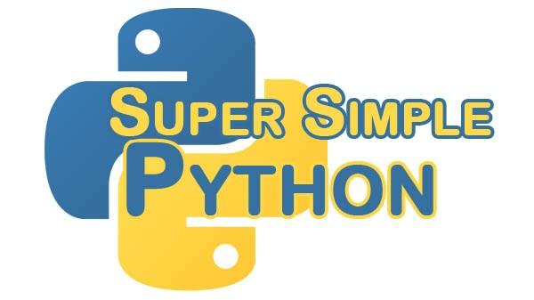 Super Simple Python